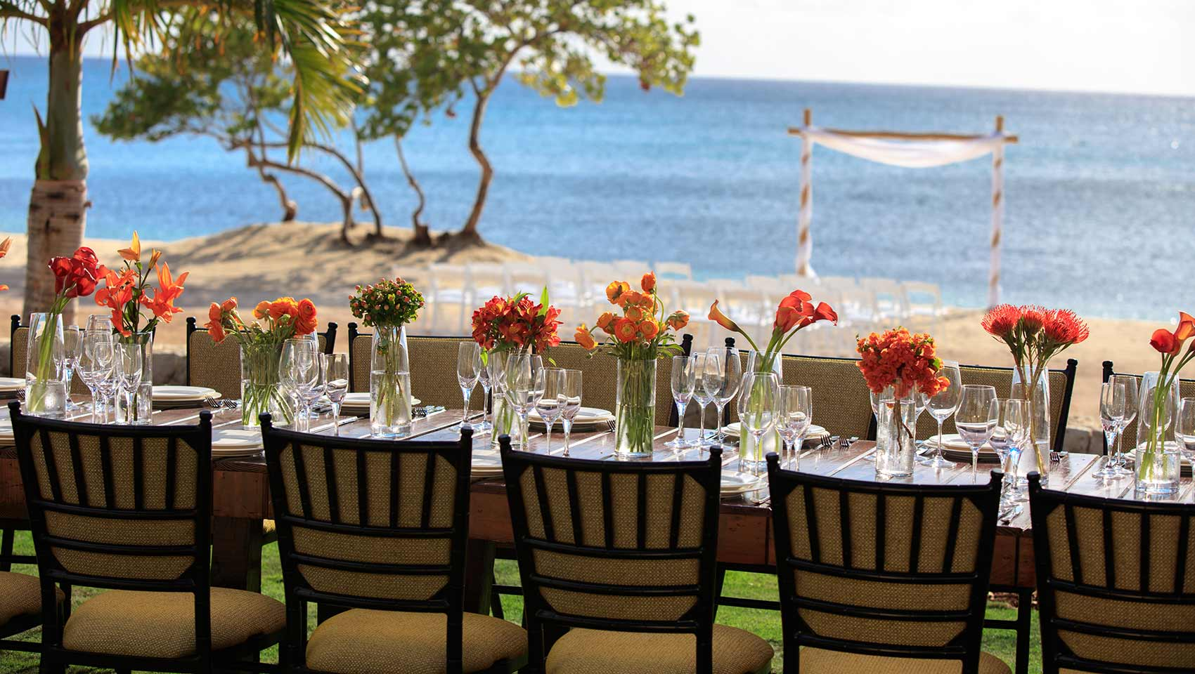 seafire resort beach venue